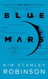 the cover of Blue Mars