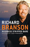 the cover of Business Stripped Bare
