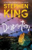 the cover of Desperation