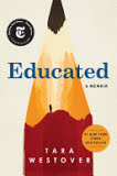 the cover of Educated