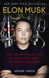 the cover of Elon Musk
