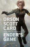 the cover of Ender's Game
