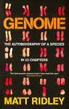 the cover of Genome