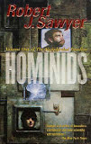 the cover of Hominids