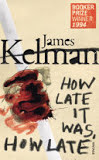 the cover of How Late It Was, How Late