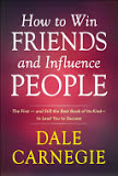 the cover of How to Win Friends & Influence People