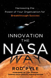 the cover of Innovation the NASA Way
