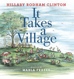 the cover of It Takes a Village