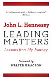the cover of Leading Matters