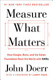 the cover of Measure What Matters