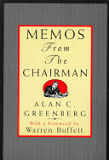 the cover of Memos from the Chairman