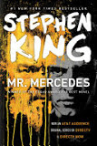 the cover of Mr. Mercedes