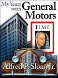 the cover of My Years with General Motors