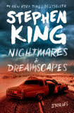 the cover of Nightmares & Dreamscapes