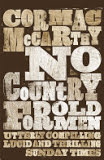 the cover of No Country for Old Men