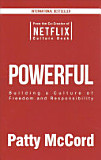 the cover of Powerful