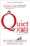 the cover of Quiet Power