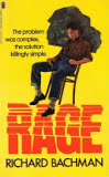 the cover of Rage