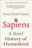 the cover of Sapiens