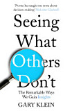 the cover of Seeing What Others Don't