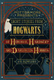 the cover of Short Stories from Hogwarts of Heroism, Hardship and Dangerous Hobbies