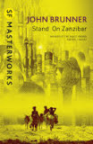 the cover of Stand on Zanzibar