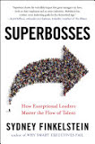 the cover of Superbosses