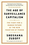 the cover of The Age of Surveillance Capitalism