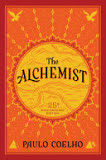 the cover of The Alchemist