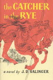 the cover of The Catcher in the Rye