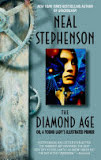 the cover of The Diamond Age