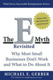 the cover of The E-myth Revisited