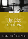 the cover of The Edge of Sadness