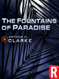 the cover of The Fountains of Paradise