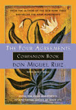 the cover of The Four Agreements Companion Book