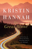 the cover of The Great Alone