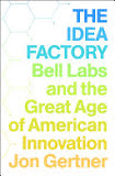 the cover of The Idea Factory