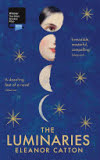 the cover of The Luminaries