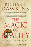 the cover of The Magic of Reality