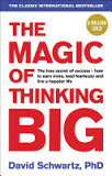 the cover of The Magic of Thinking Big