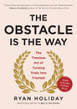 the cover of The Obstacle is the Way