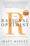 the cover of The Rational Optimist