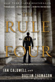 the cover of The Rule of Four
