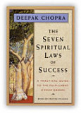 the cover of The Seven Spiritual Laws of Success