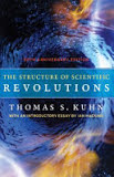 the cover of The Structure of Scientific Revolutions