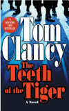 the cover of The Teeth of the Tiger