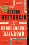 the cover of The Underground Railroad