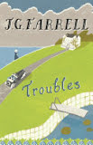 the cover of Troubles