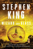 the cover of Wizard and Glass