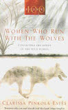 the cover of Women who Run with the Wolves